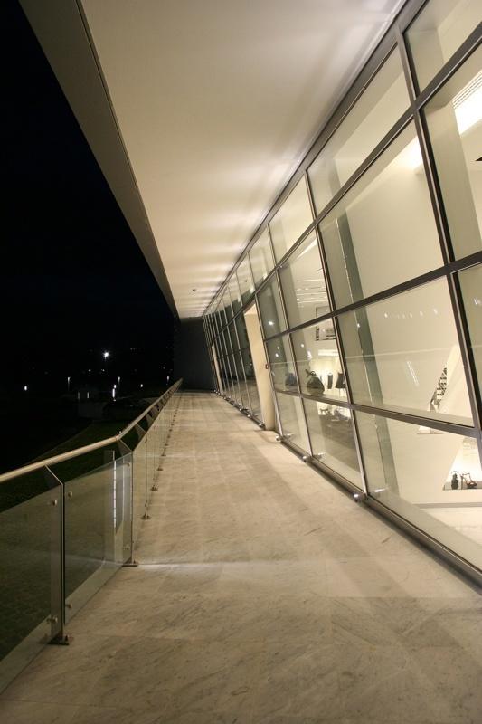 7_Vista della parete inclinata -Loriblu Porto Sant'Elpidio