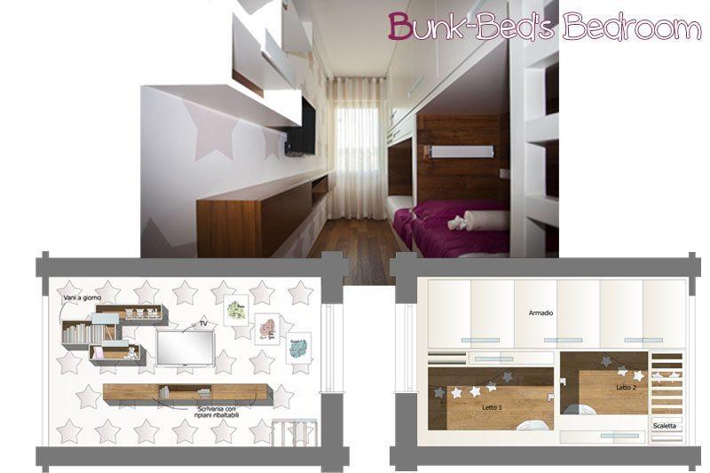 Bunk Bed's Bedroom