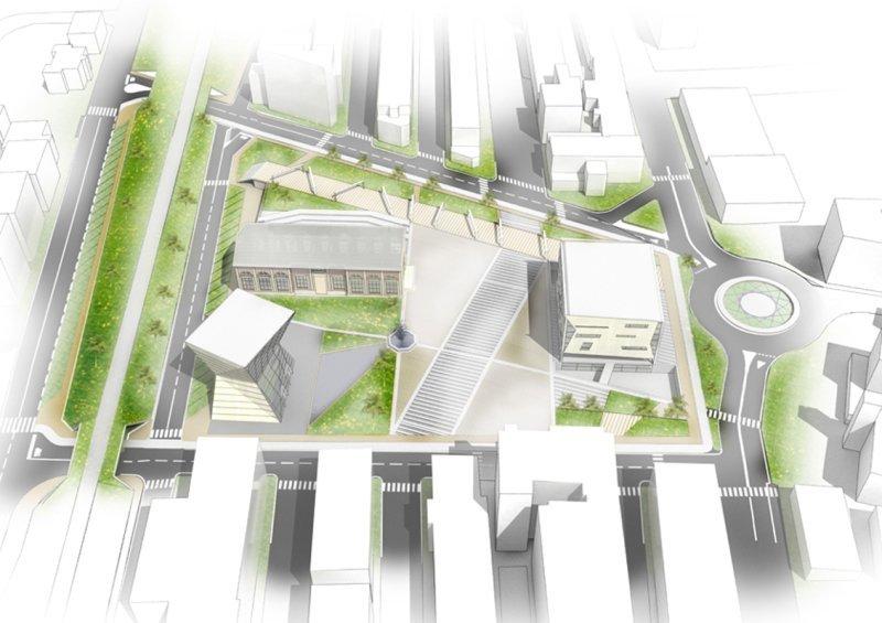 Vista 2 -piazza porto sant'elpidio