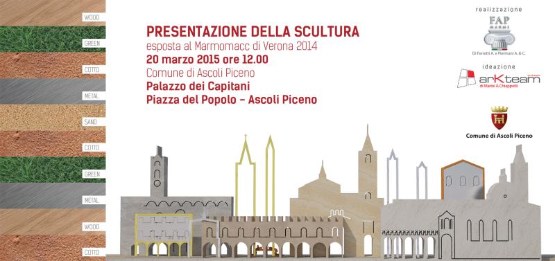 Invito Marmomacc 2014